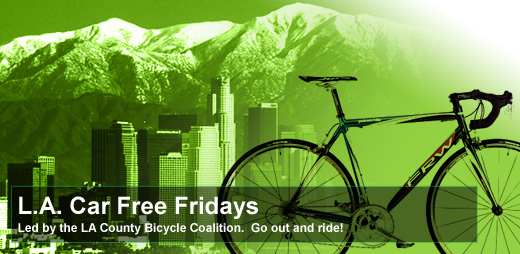 Los Angeles Car Free Fridays